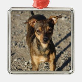 Last Hope's Ruthie Metal Ornament