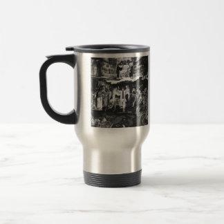 Last Judgment  by Pieter Bruegel the Elder Coffee Mugs