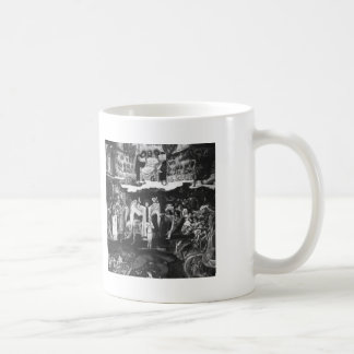 Last Judgment  by Pieter Bruegel the Elder Mug