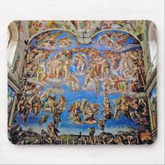 Last Judgment Mouse Pad