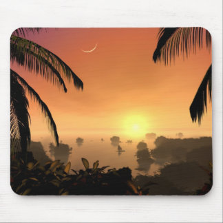 Last Light of the Sun Mouse Pad