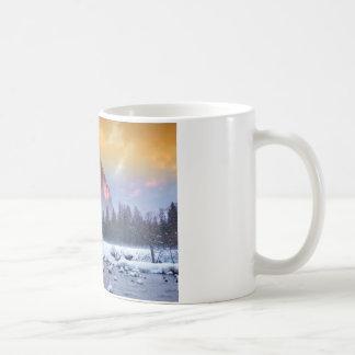 Last Light on El Capitan Coffee Mug