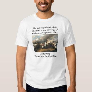 Last major battle tee shirts