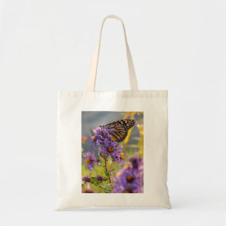 Last Monarch Butterfly Tote Bag