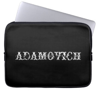 Last name Laptop Sleeve