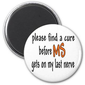 Last Nerve Magnet