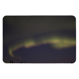 Last of the Lights Rectangular Photo Magnet