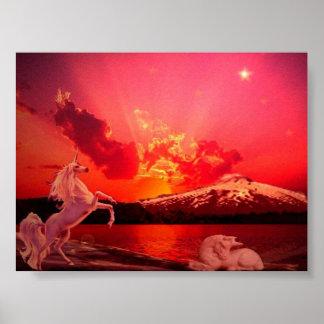 Last Of The Unicorns Poster
