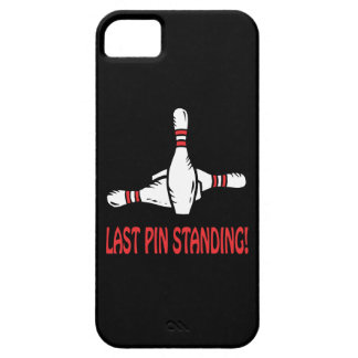Last Pin Standing iPhone SE/5/5s Case