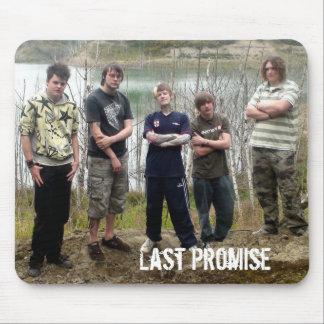 Last Promise Mouse Mat Mouse Pad