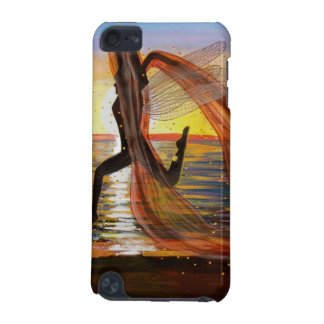 Last Rays of Fire Sunset Fairy ipod case iPod Touch 5G Case