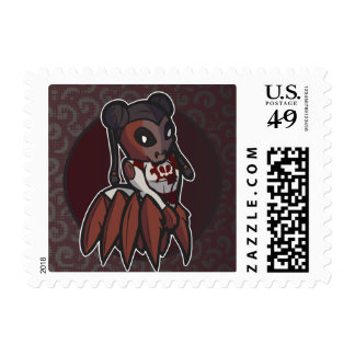 """Last Res0rt - """"Crosshairs"""" Charity Stamp"""