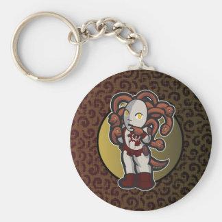 Last Res0rt - Geisha Keychain
