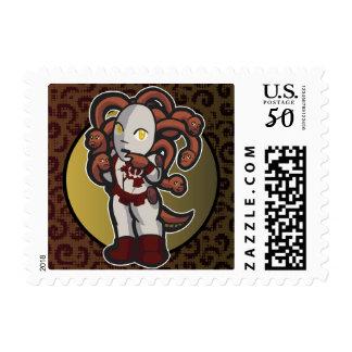 Last Res0rt - Geisha Stamp (Horizontal)