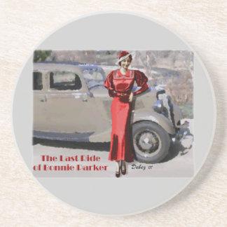 Last Ride of Bonnie Parker Coaster