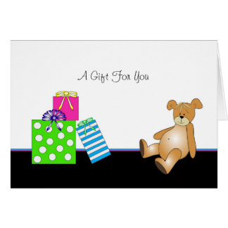 Last Round of Chemo - Gift For You Card