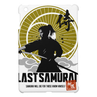 Last Samurai iPad Mini Case