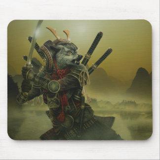"""Last Samurai"" Mousepad"