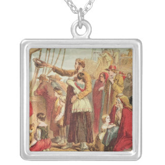 Last Sight of Old England Custom Jewelry