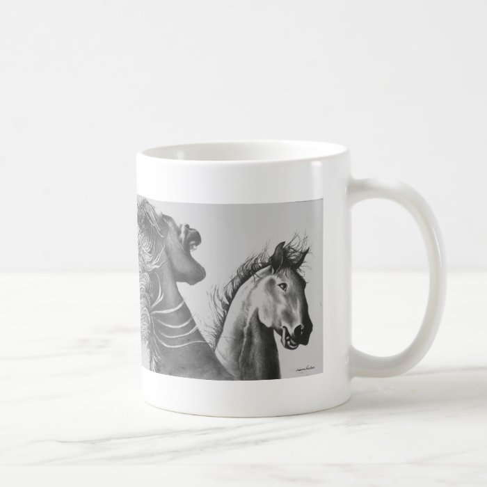 Last Stand At Cold Creek Coffee Mug
