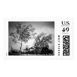 Last Stand Postage Stamps