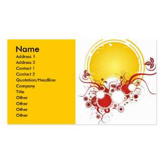 last_summer_rays, Name, Address 1, Address 2, C... Business Card