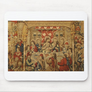 last-supper-78079cr mouse pad