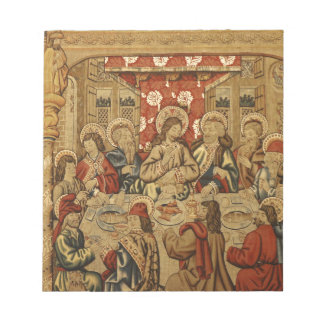 last-supper-78079cr notepad