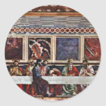 Last Supper, By Andrea Del Castagno Sticker