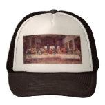 Last Supper by Leonardo da Vinci, Renaissance Art Hat