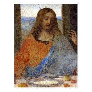 Last Supper - Christ Postcard