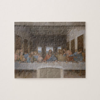 Last Supper - Da Vinci (1495-1498) Jigsaw Puzzle