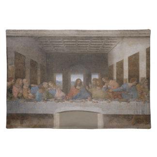 Last Supper - Da Vinci (1495-1498) Placemats