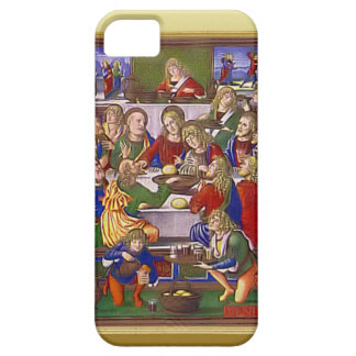 Last supper, Jesus and his disciples iPhone SE/5/5s Case