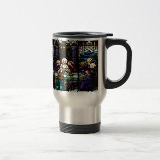 LAST SUPPER  JESUS CRIST CATHOLIC CUSTOMIZABLE PRO COFFEE MUG