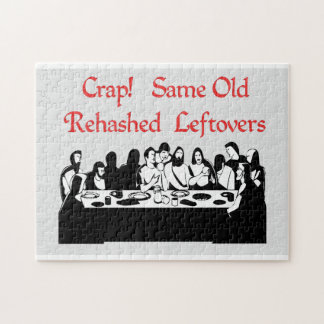 Last Supper Leftovers Puzzle