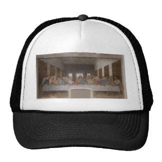 Last Supper Leonardo Da Vinci Painting Trucker Hat