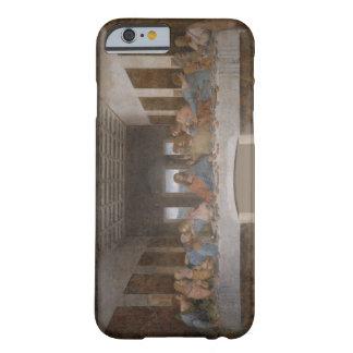 Last Supper Leonardo da Vinci's late 1490s mural Barely There iPhone 6 Case