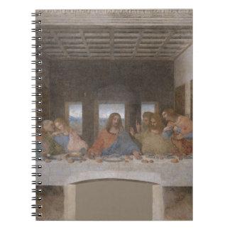 Last Supper  Leonardo da Vinci's late 1490s mural Notebook
