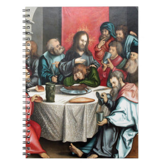 last supper notebook