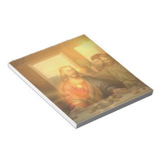 Last Supper Notepad