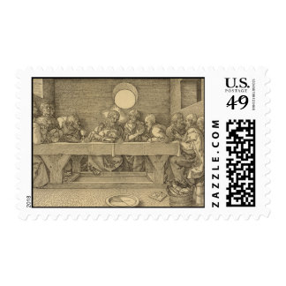 Last Supper Postage