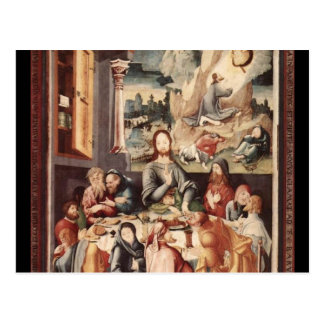 Last Supper Post Cards