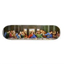 Last Supper Skate Deck