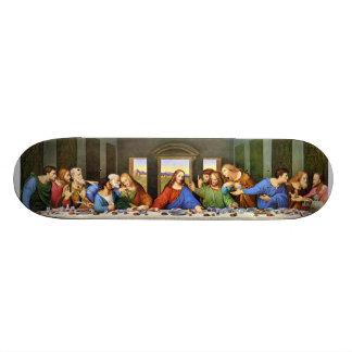 Last Supper Skate Deck