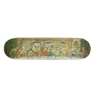 Last supper skateboard deck