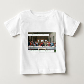 Last Supper with AloeCure Tees