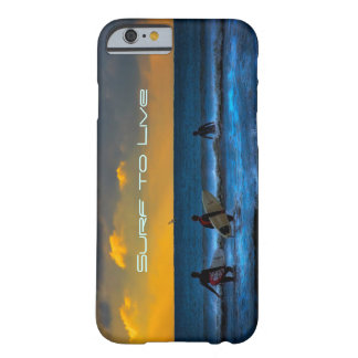 Last Surf Of The Day Barely There iPhone 6 Case