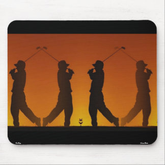 Last Swing Mousepad