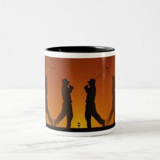 Last Swing Mug